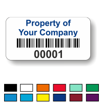 Design A Barcode - 38mm x 19mm